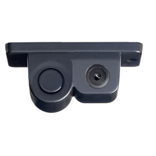 Rear View Camera With 1 Ultra Sonic Back Up Sensor