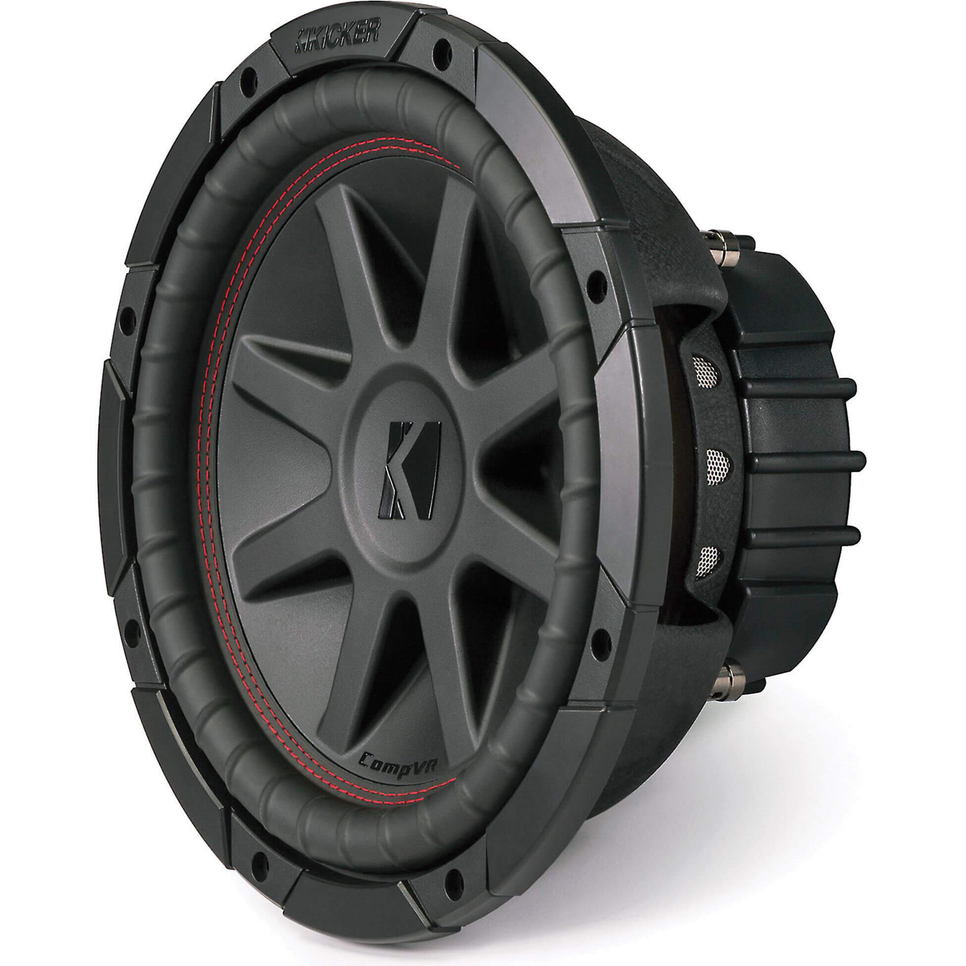 10 inch subwoofer with dual 4-ohm voice coils