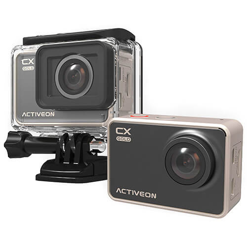 CX Gold MicroSD HD Action Camera