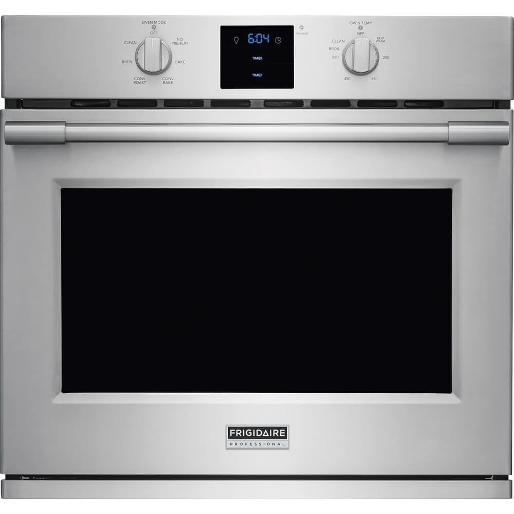 30 inch 5.1 Cu. Ft. Electric Stainless Wall Oven