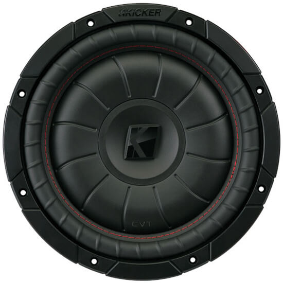 10 inch CompVT 2 Ohm Subwoofer