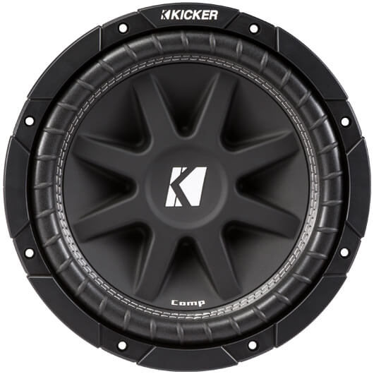10 inch Comp 4 Ohm SVC Subwoofer