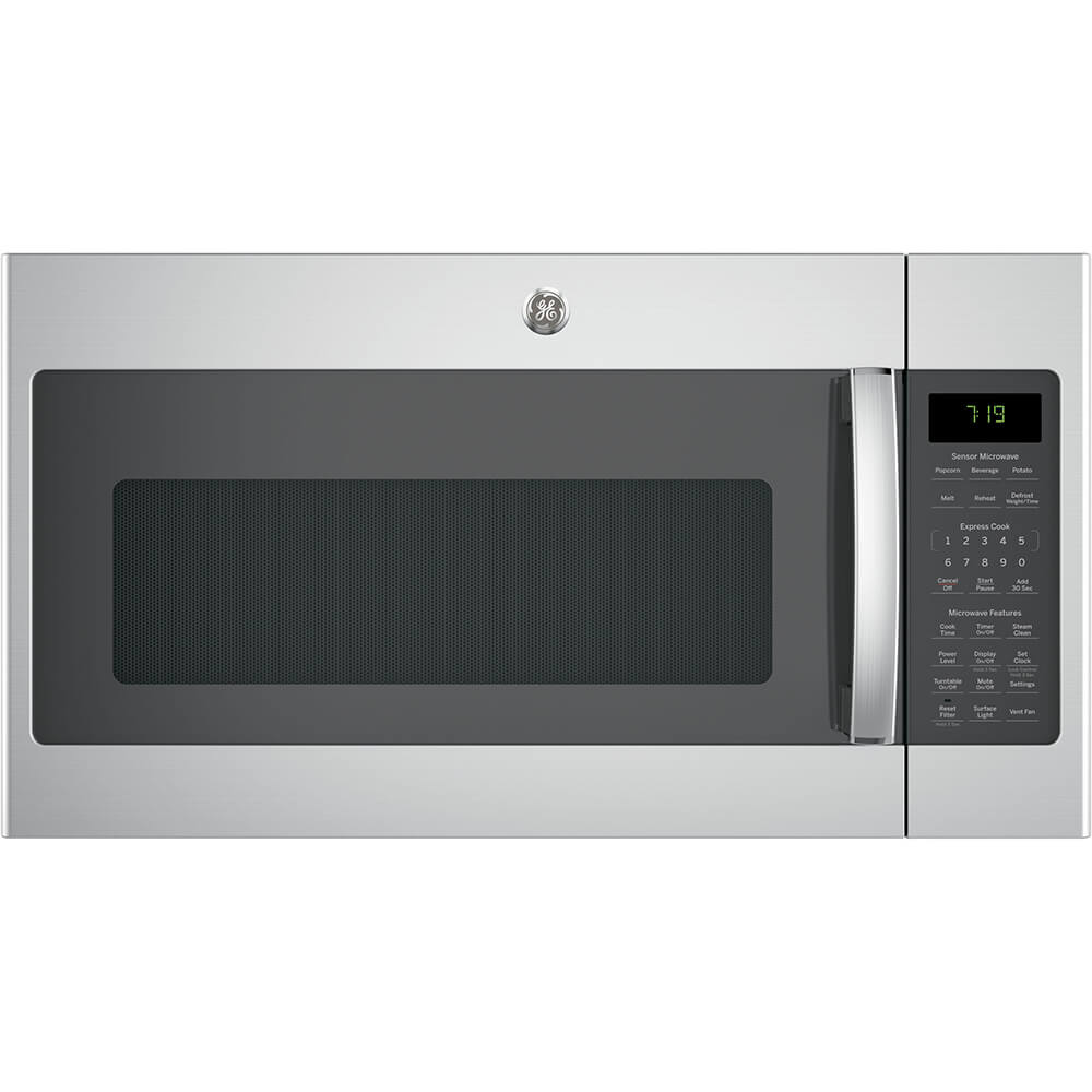 1.9 Cu. Ft. 1000W Stainless Over-the-Range Microwave