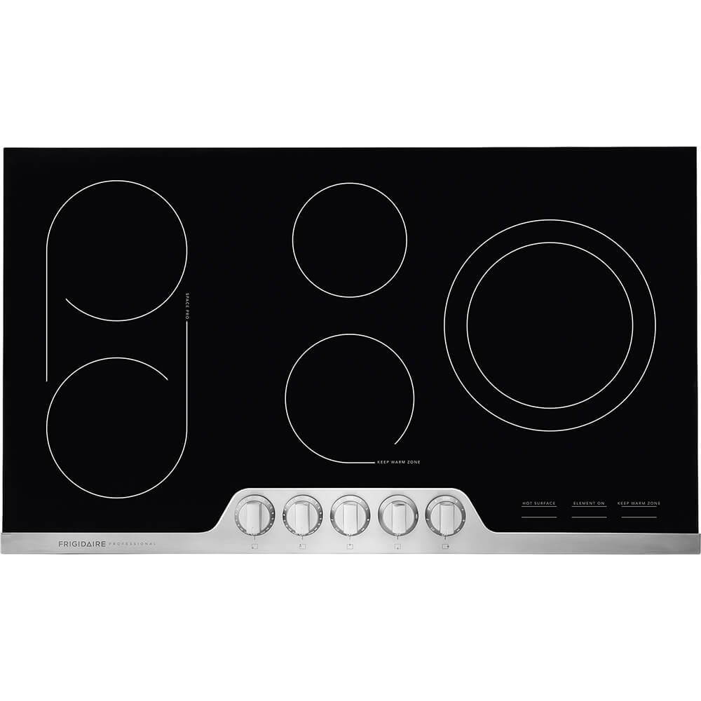 36 inch 5 Element Electric Cooktop