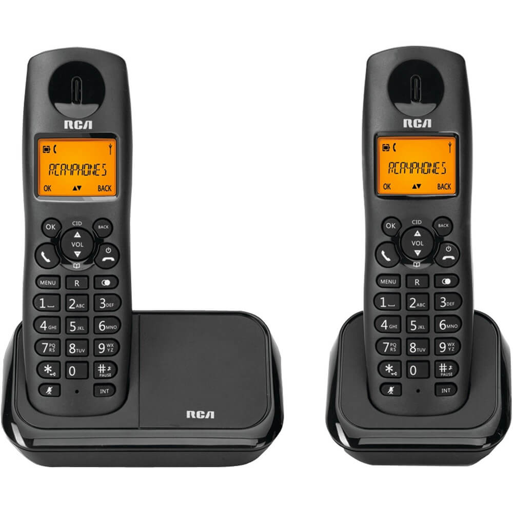 DECT 6.0 Expandable Cordless Phone System