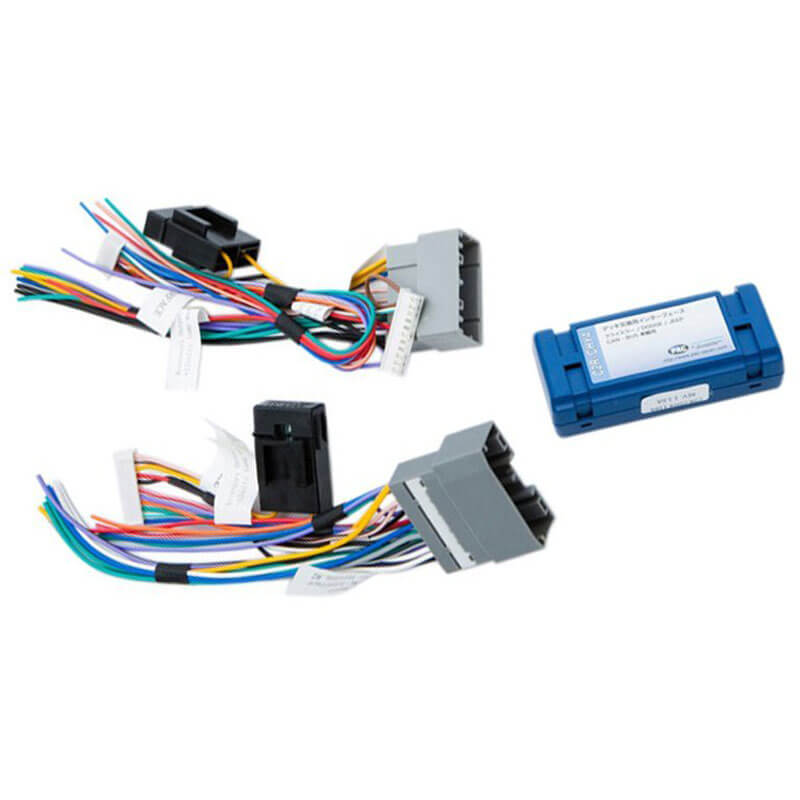 Radio Replacement Interface for Chrysler
