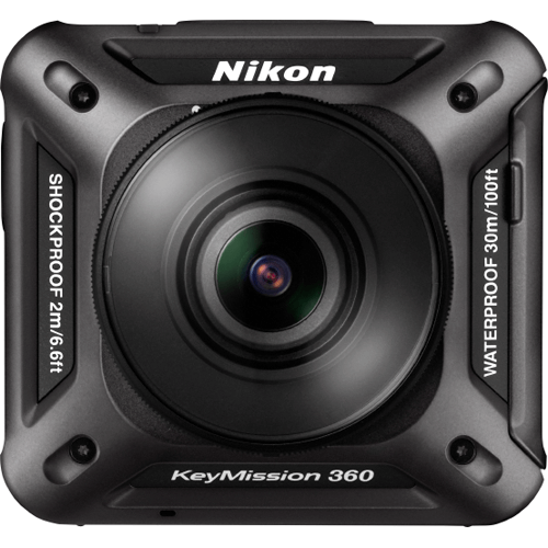 KeyMission 360 Waterproof Action Camera