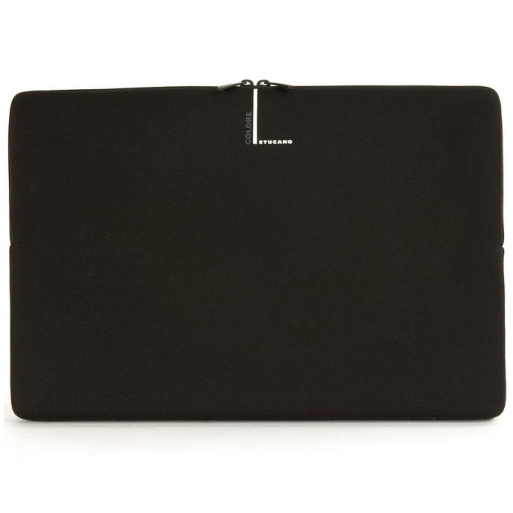 13-14 inch Colore Second Skin Laptop Sleeve - Black