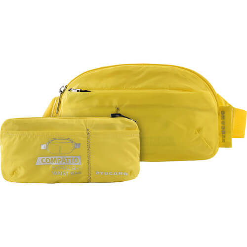 Compatto ExtraLight Packable Waist Bag - Yellow