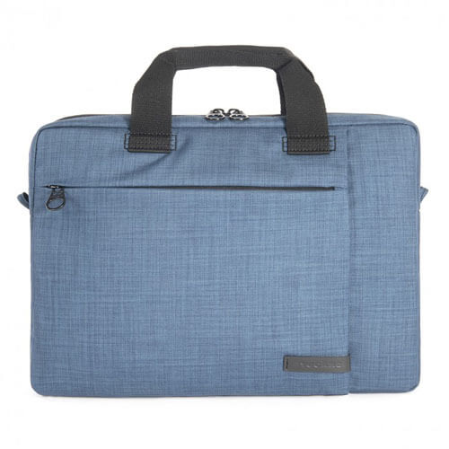 Svolta Medium Slim Bag for 13-14 inch Notebooks - Blue