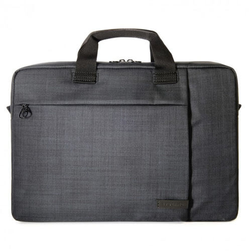 Svolta Large Slim Bag for 15 inch Macbook Pro/Laptops - Black