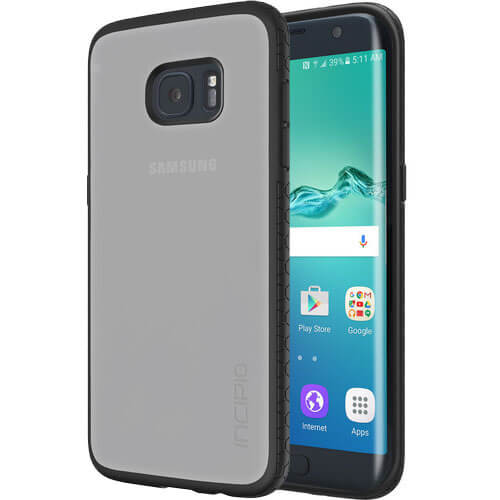 Octane Case for Galaxy S7 Edge - Frost/Black - OPEN BOX