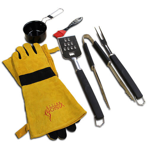 Barbecue Kit Grill Set