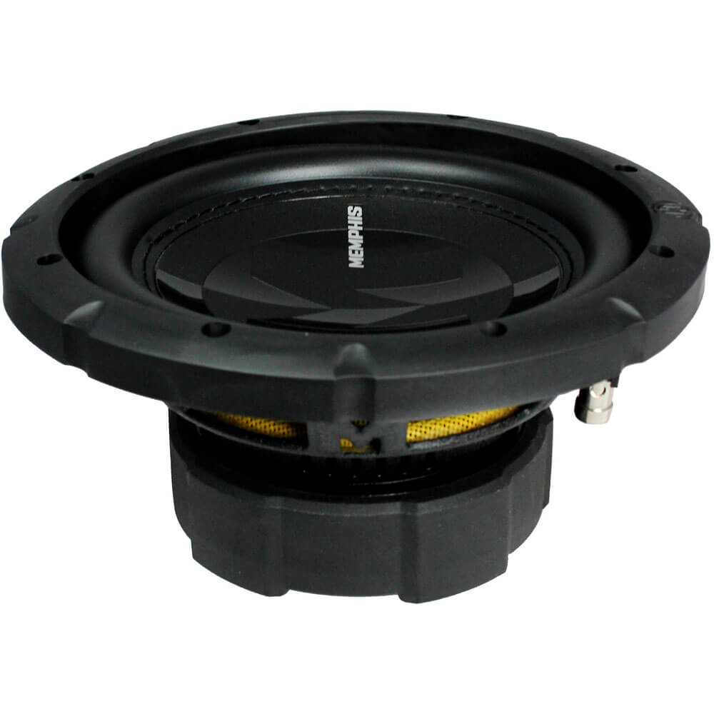 8 inch Dual 4-ohm Voice Coil Component Subwoofer