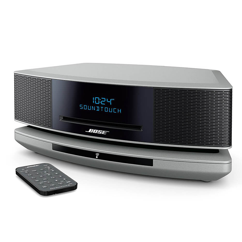 Wave SoundTouch Music System IV - Platinum Silver