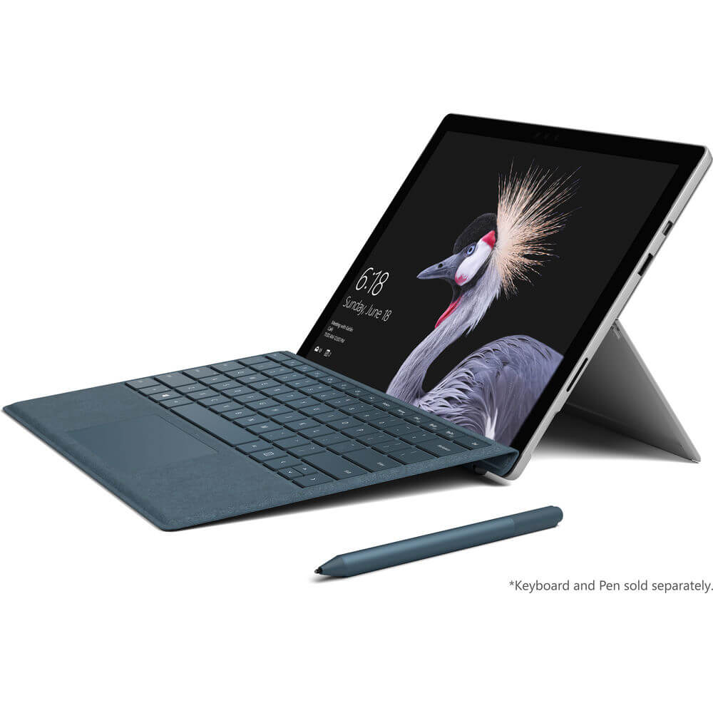 Surface Pro 12.3 inch 128GB Tablet-Silver