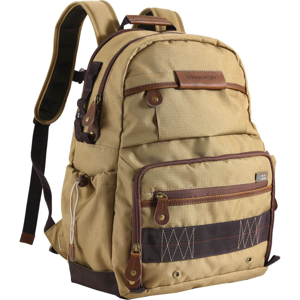 Havana 41 Camera Backpack - Brown