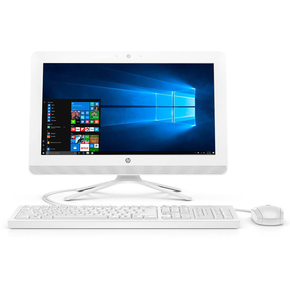19.5 inch Celeron, 4GB, 1TB, Windows 10 All-in-One Computer