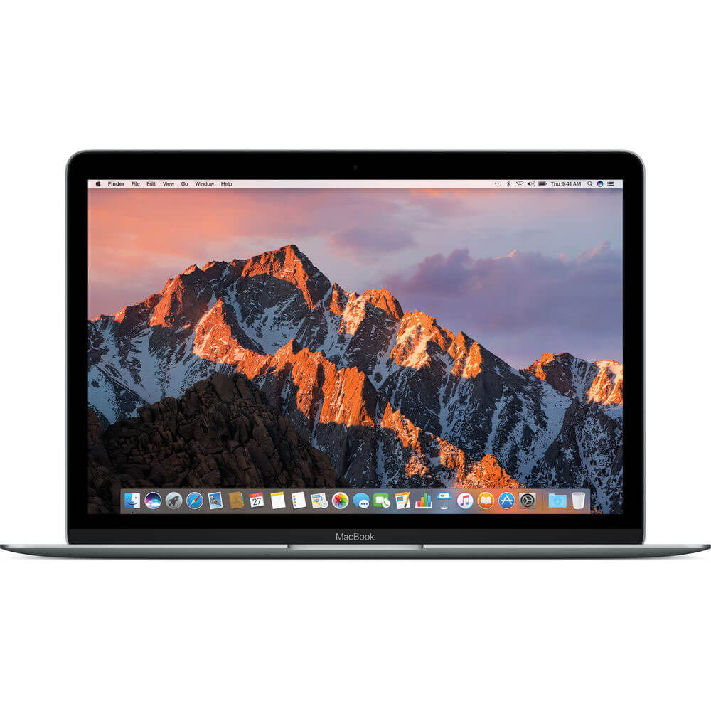 MacBook 12 inch m3, 8GB, 256GB, macOS Sierra Laptop