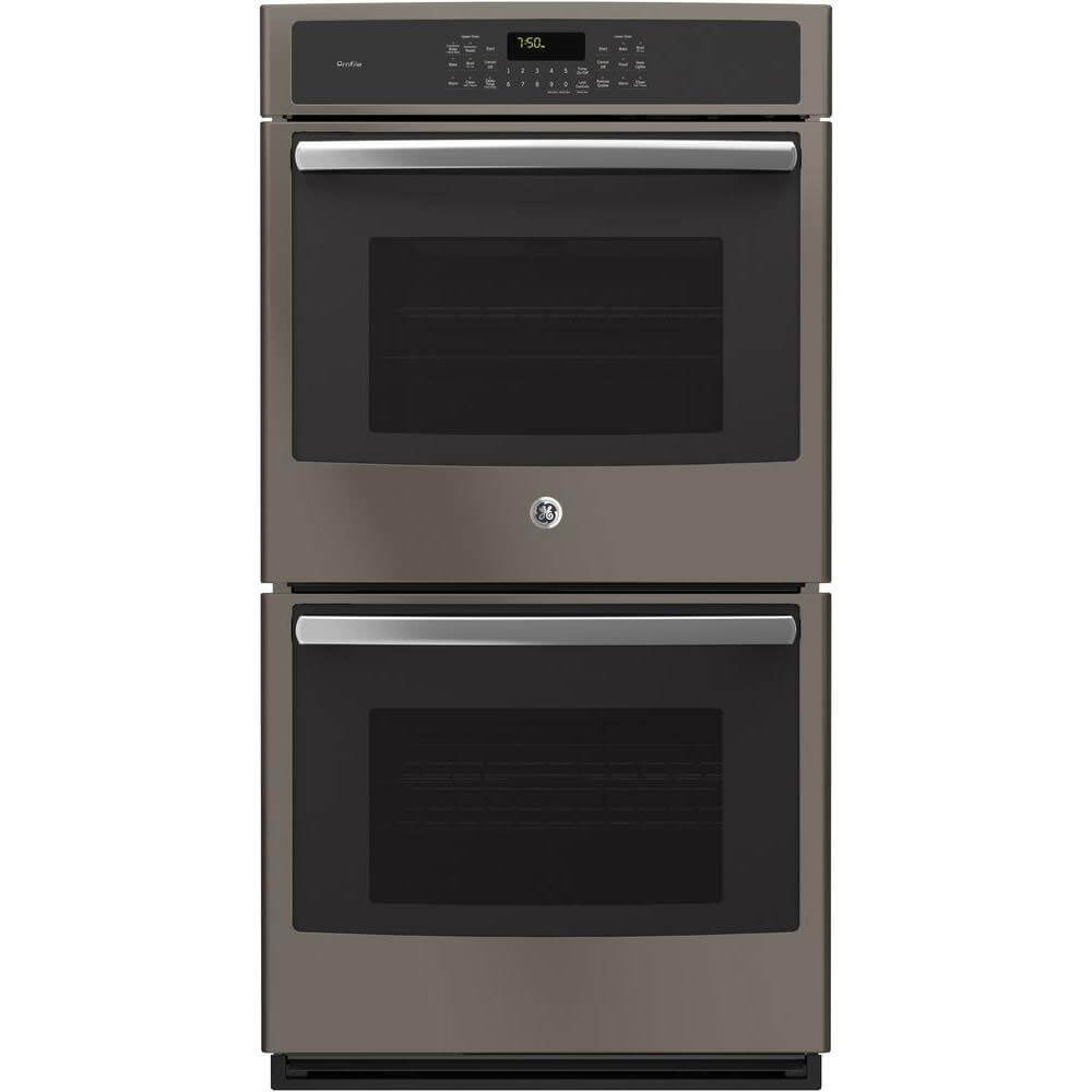 8.6 Cu. Ft. Slate Electric Double Wall Oven