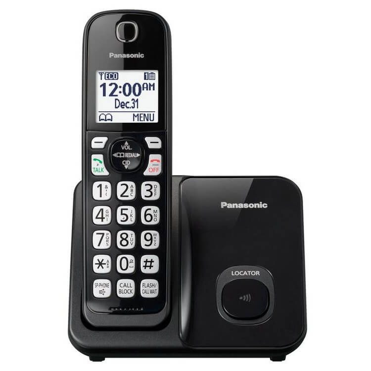 Expandable Cordless Phone