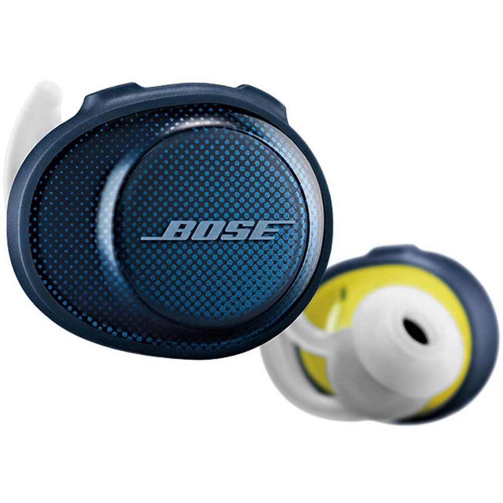 SoundSport Free Wireless Headphones - Navy/Citron