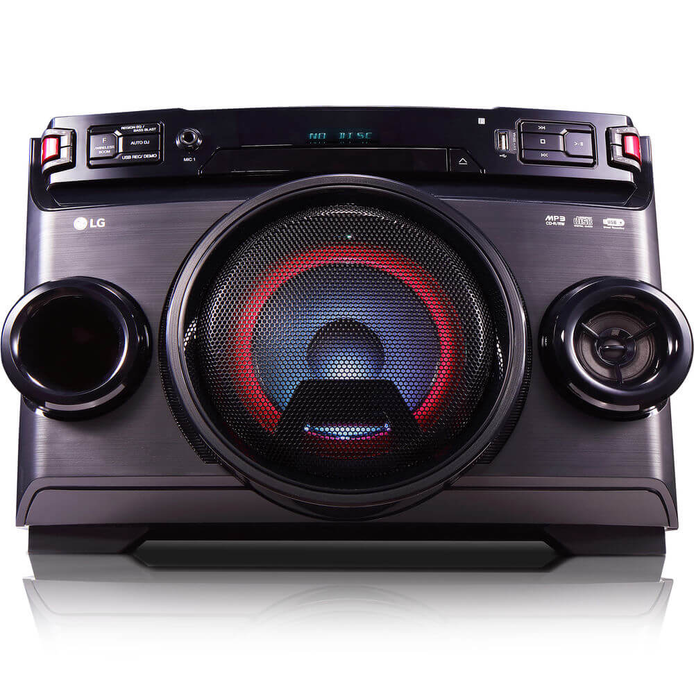 220W Hi-Fi Entertainment System with Bluetooth® Connectivity