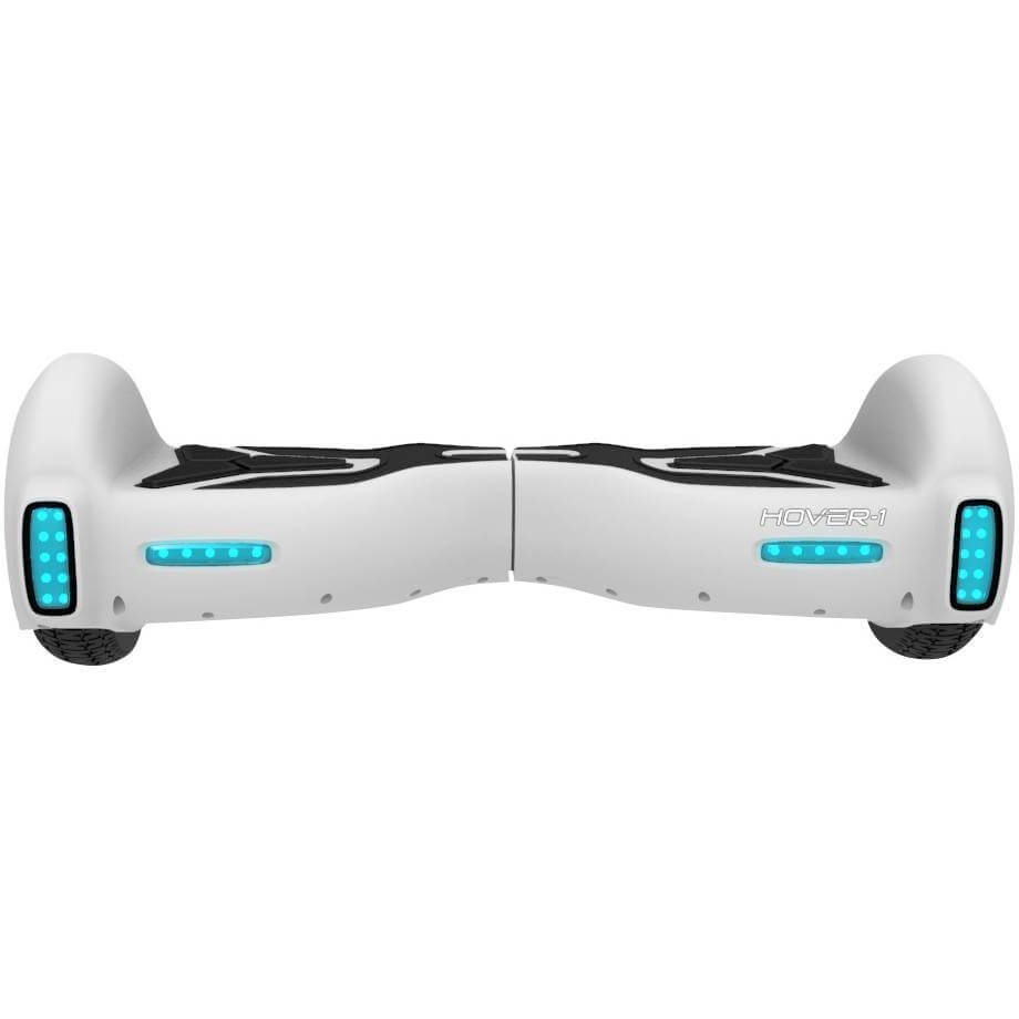 Hover-1 Hoverboard with LED Lights - White