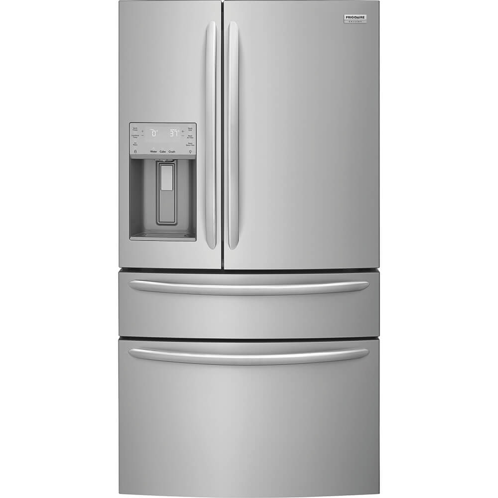 Front view of Frigidaire Gallery FG4H2272UF 22 cu.ft. Counter-Depth Refrigerator