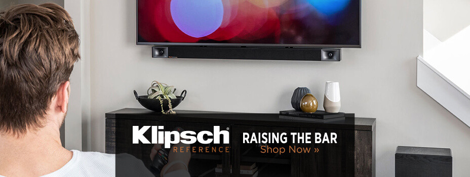 Klipsch Reference SoundBars
