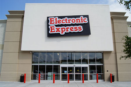 Electronic Express Cleveland, TN Store Front