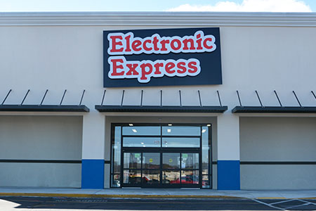 Electronic Express Hixson, TN Store Front