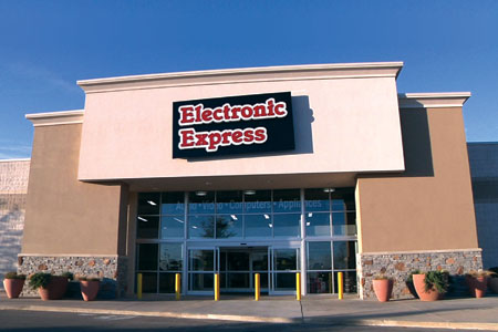 Electronic Express Murfreesboro, TN Store Front