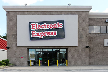 Store Locations   Tennessee & Alabama   Electronic Express
