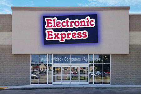 Electronic Express Cool Springs Store Front
