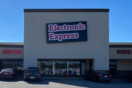 Electronic Express Columbia, TN Store Front
