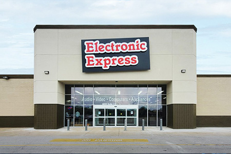 Electronic Express Chattanooga, TN Store Front