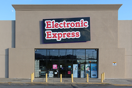Electronic Express Rivergate Marketplace Store Front