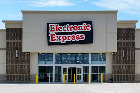 Electronic Express Oak Ridge, TN Store Front