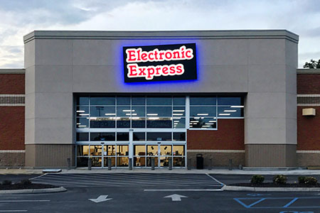 Electronic Express Florence, AL Store Front